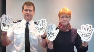 Northumbria Police is backing a national campaign to tackle child sexual exploitation.