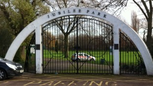 Jubilee Park in Enfield.