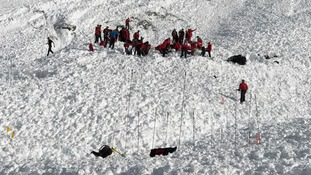 Four killed in avalanche at Austrian Alps ski resort