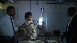 The Liter of Light project is helping people without electricity
