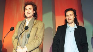 The famously fractious Davies brothers, seen in 1996, the year The Kinks called it a day.