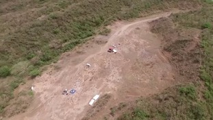More than 250 skulls found in mass grave in Mexico