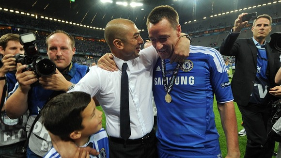 Terry and RDM