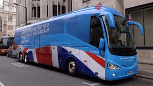 The Battlebus campaign came under scrutiny