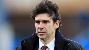 Sacked Middlesbrough manager Aitor Karanka