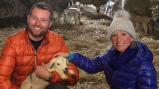 Coast and Country goes live from a Welsh sheep farm
