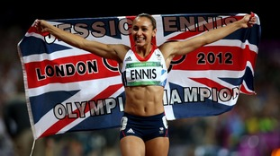 Dame Jessica Ennis-Hill reveals she is pregnant with second child