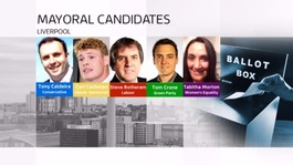The race for Metro Mayor of Liverpool city region