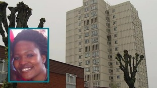 Khabi Abrey, 30, died in hospital two days after a blaze ripped through her block of flats near Southend