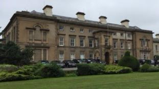 Newby Wiske Hall near Northallerton.
