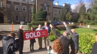 North Yorkshire Police headquarters have been sold.