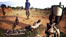 Millions are at risk of starvation across East Africa.
