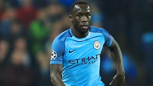 Manchester City right-back Bacary Sagna