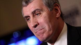 Peter Shilton, former Leicester goalkeeper