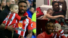 Bradley Lowery will be mascot at the game against Lithuania