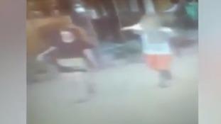 CCTV footage shows final moments of Goa murder victim Danielle McLaughlin