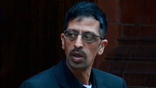Hafeez Ahmed pleaded guilty to a charge under the Equality Act 2010