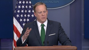 White House Press Secretary Sean Spicer.