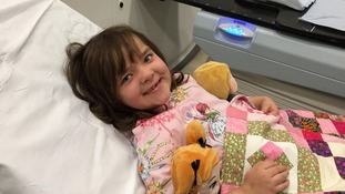 Appeal for cards from around the world for girl with terminal brain cancer