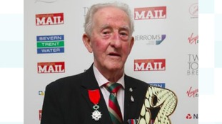 Fred King, 92, passed away from medical complications after the tumble at New Street Station.