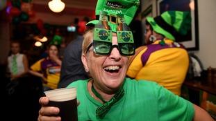 St Patrick's Day: Ireland and everything Irish celebrated across the globe