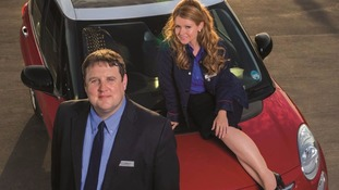 Peter Kay to hold 'Car Share' screening in Blackpool to raise money for cancer fund