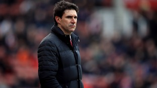Aitor Karanka, former Middlesbrough boss