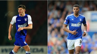 Aaron Cresswell (left) and Tyrone Mings (right) have been sold for big money in recent seasons.