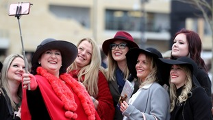 Cheltenham Festival: Four days of racing in pictures
