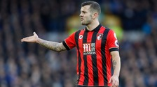 Jack Wilshere on loan at Bournemouth