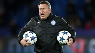 Leicester boss Craig Shakespeare