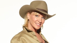 Mid Bedfordshire MP Nadine Dorries in her I'm A Celebrity! gear
