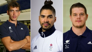 James Fox, Louis Smith and Lee Manning will be given the Freedom of Peterborough.