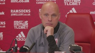 Steve Agnew has been installed as the club's interim head coach.