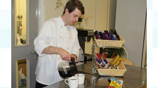 Recipe for success for Hartlepool student