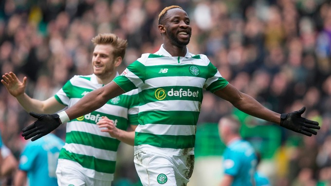 Moss helped attract Moussa Dembélé to Celtic.