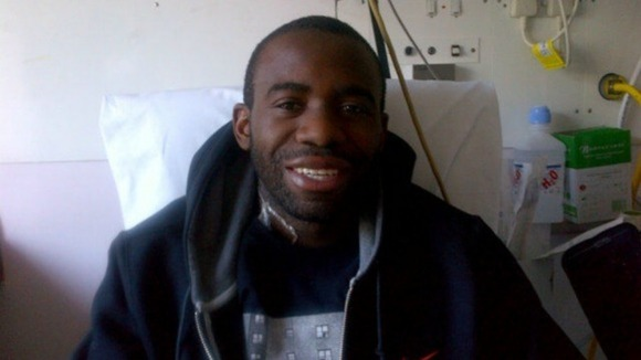 Fabrice Muamba in hospital