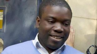 weku Adoboli who lost £1.4 billion of Swiss bank UBS's money