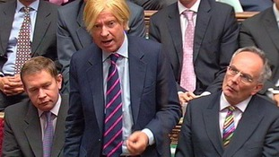 Michael Fabricant in Parliament