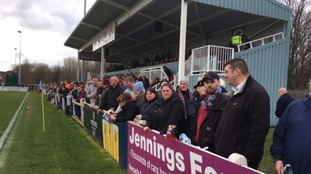 Mariners Park in South Shields