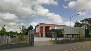 Witham Leisure Centre in Essex.