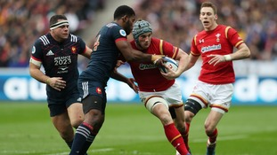 RBS 6 Nations: France beat Wales 20-18 in final minute