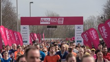 The Reading Half Marathon in 2016