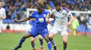 Championship, Birmingham 0-0 Newcastle