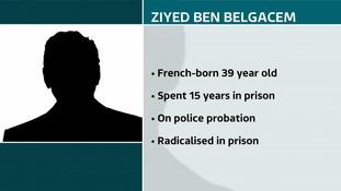 Who is Ziyed Ben Belgacem?
