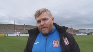 South Shields managers prepare for Wembley win