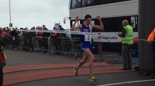 Thousands take part in Hasting half marathon