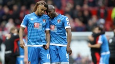Josh King and Benik Afobe