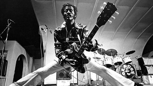 Chuck Berry recorded his only number one single in Coventry