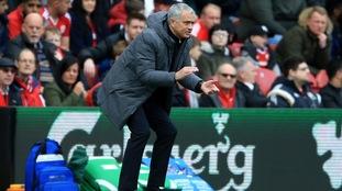 Jose Mourinho, Manchester United manager